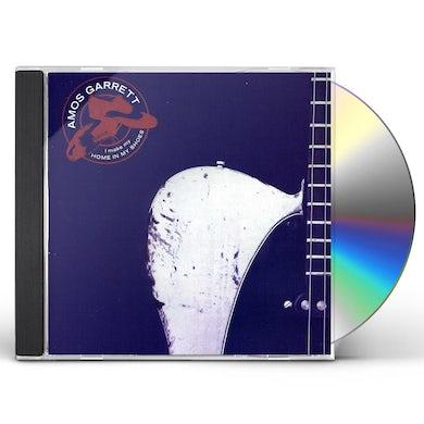 Amos Garrett I MAKE MY HOME IN MY SHOES CD