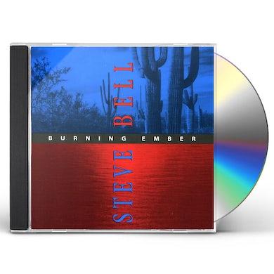 Steve Bell BURNING EMBER CD