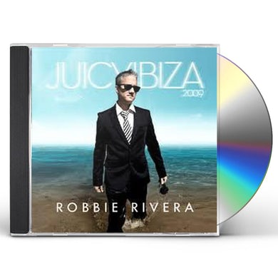Robbie Rivera JUICY IBIZA 2009 CD
