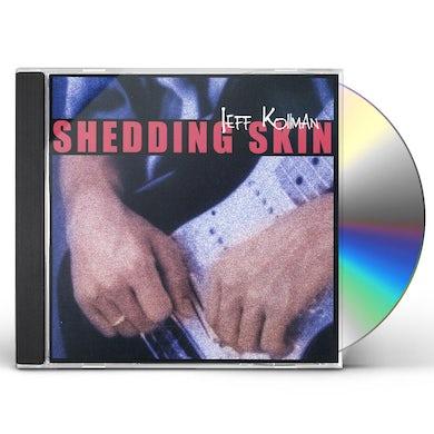 Jeff Kollman SHEDDING SKIN CD