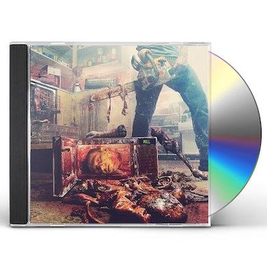 Exhumed GORE METAL: A NECROSPECTIVE CD
