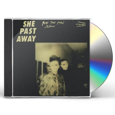 She Past Away Part Time Punks Session CD