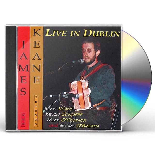 James Keane LIVE IN DUBLIN CD
