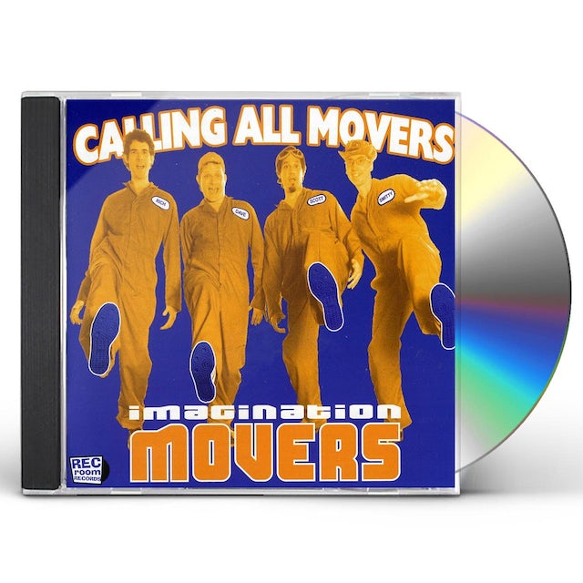 Imagination Movers CALLING ALL MOVERS CD