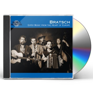 Bratsch GYPSY MUSIC FROM THE HEART CD