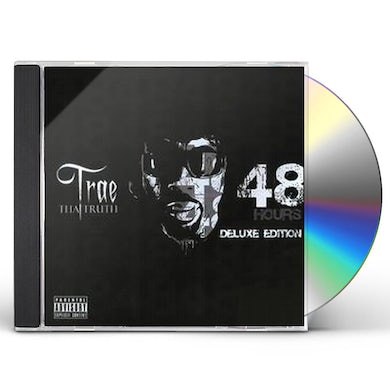 Trae tha Truth & The Worlds Freshest 48 HOURS CD