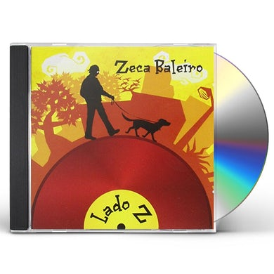 Zeca Baleiro LADO Z CD