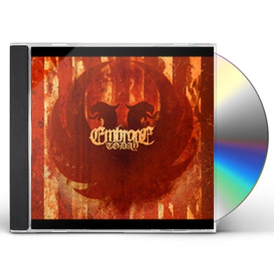 Embrace Today WE ARE THE ENEMY CD