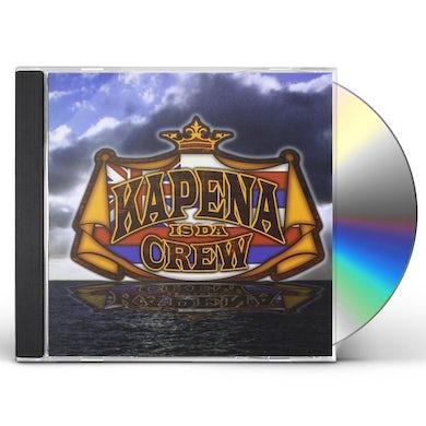 IS DA CREW CD