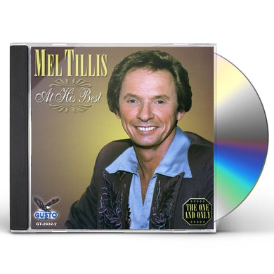 Mel Tillis AT HIS BEST CD