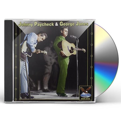 JOHNNY PAYCHECK & GEORGE JONES CD