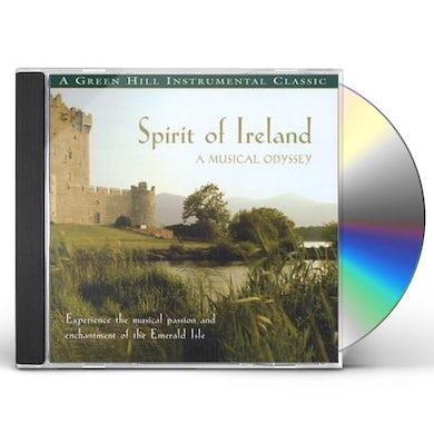 SPIRIT OF IRELAND CD