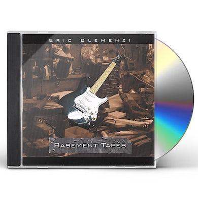 Eric Clemenzi BASEMENT TAPES CD