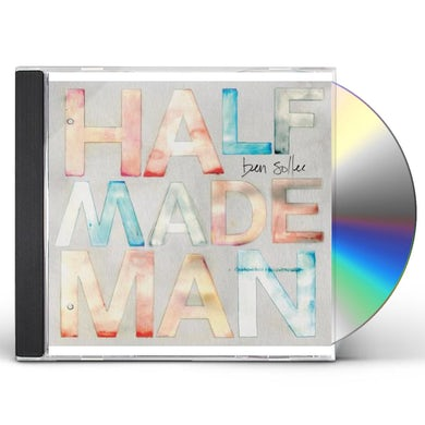 Ben Sollee HALF MADE MAN CD
