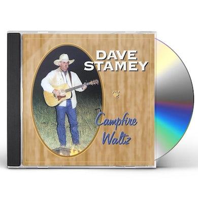 Dave Stamey CAMPFIRE WALTZ CD