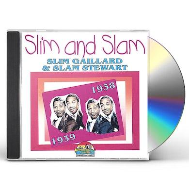 Slim & Slam 1938-1939 CD