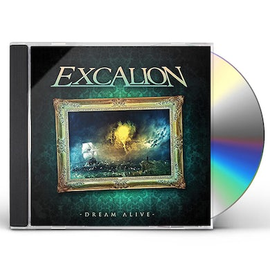 Excalion DREAM ALIVE CD