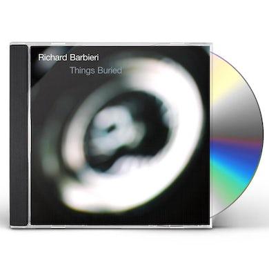 Richard Barbieri THINGS BURIED CD