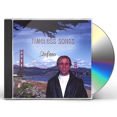 Stefano AMERICANTIMELESS SONGS IN ITALIAN CD