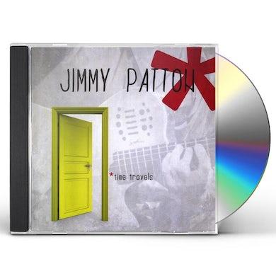 Jimmy Patton TIME TRAVELS CD