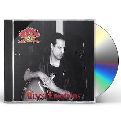 TJR MIXED EMOTIONS CD