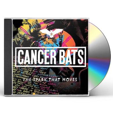 Cancer Bats SPARK THAT MOVES CD