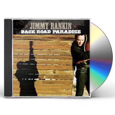 Jimmy Rankin BACK ROAD PARADISE CD
