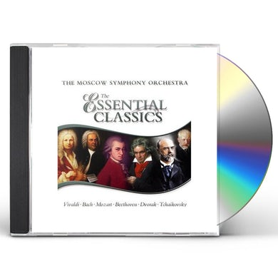 Moscow Symphony Orchestra ESSENTIAL CLASSICS CD
