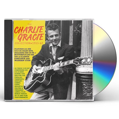 Charlie Gracie COLLECTION 1953-62 CD
