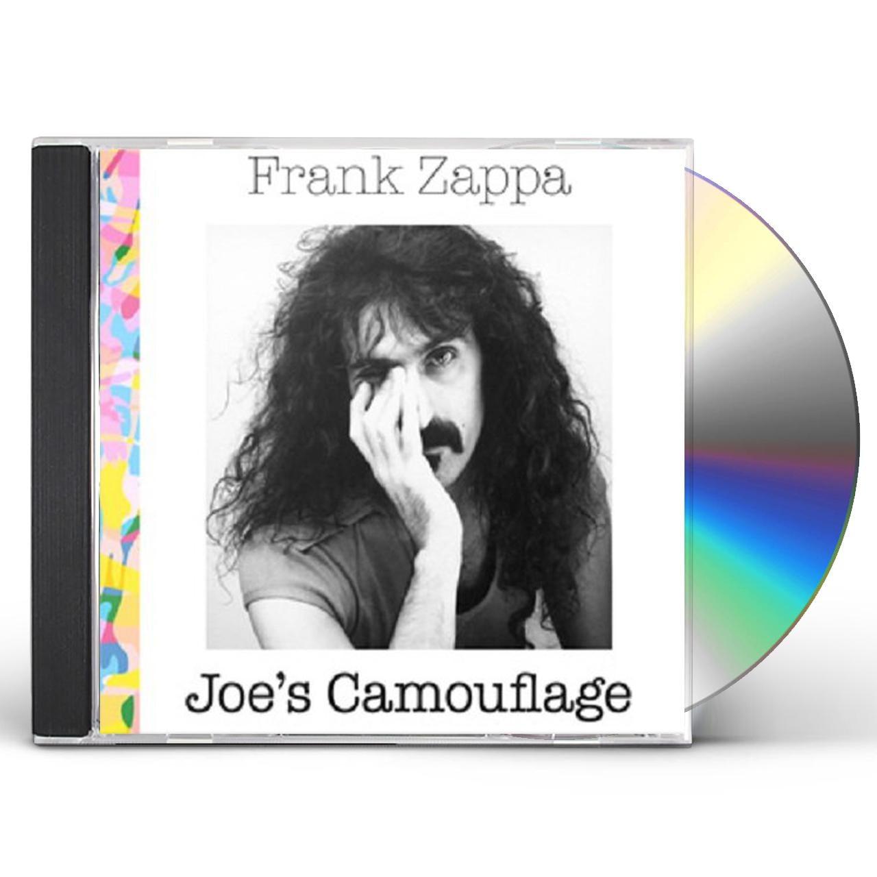 Frank Zappa Joe S Camouflage Cd