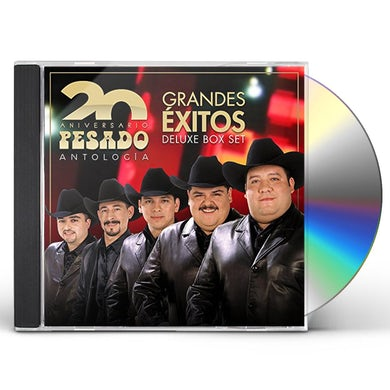 Pesado ANTOLOGIA 20 ANIVERSARIO CD