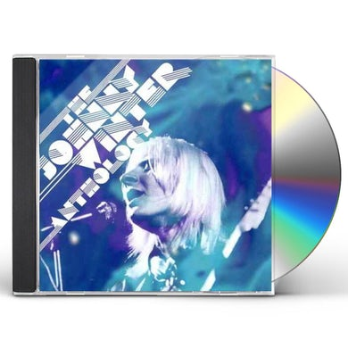 JOHNNY WINTER ANTHOLOGY CD