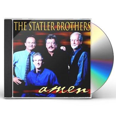 Statler Brothers AMEN CD