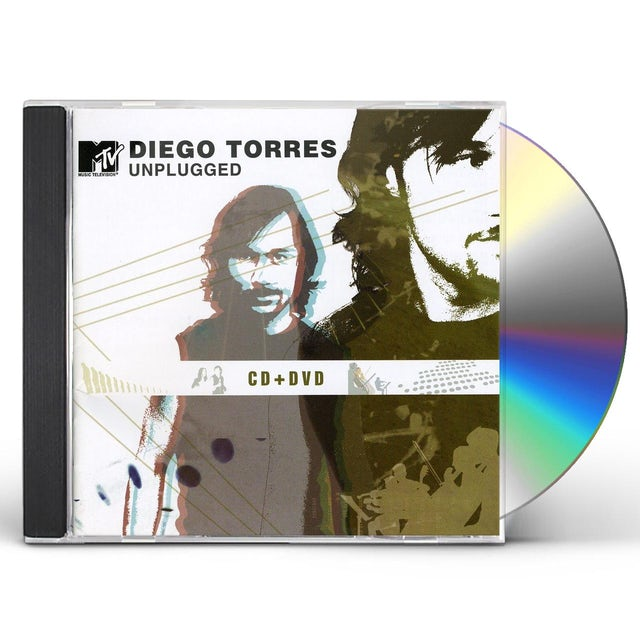 Diego Torres MTV UNPLUGGED (CD+DVD) CD