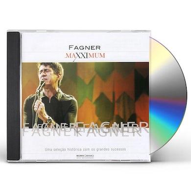 Fagner MAXXIMUM CD