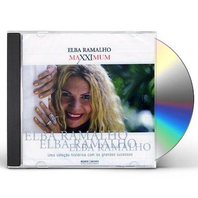 Elba Ramalho MAXXIMUM (LTD ED) CD