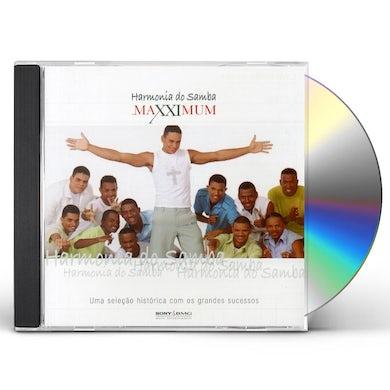 Harmonia do Samba MAXXIMUM CD