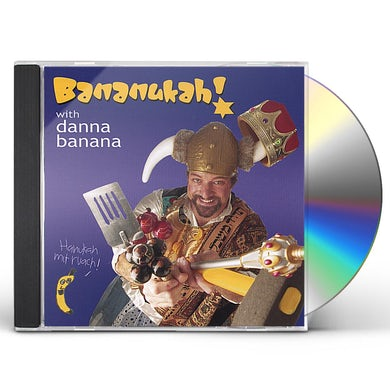Danna Banana BANANUKAH! CD
