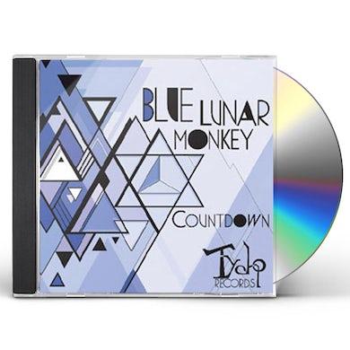 Blue Lunar Monkey COUNTDOWN CD