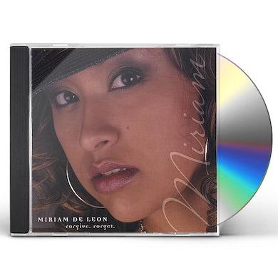 Miriam FORGIVE. FORGET. CD