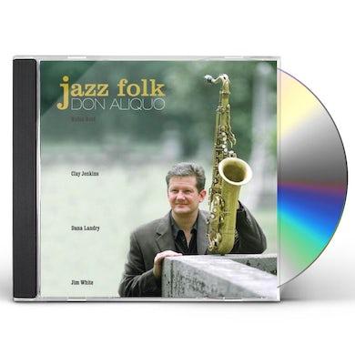Don Aliquo JAZZ FOLK CD