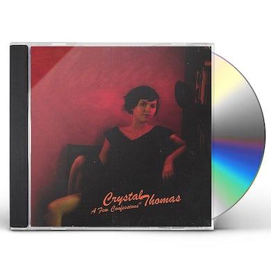 Crystal FEW CONFESSIONS EP CD