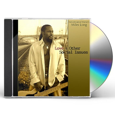 Malcolm-Jamal Warner LOVE & OTHER SOCIAL ISSUES CD
