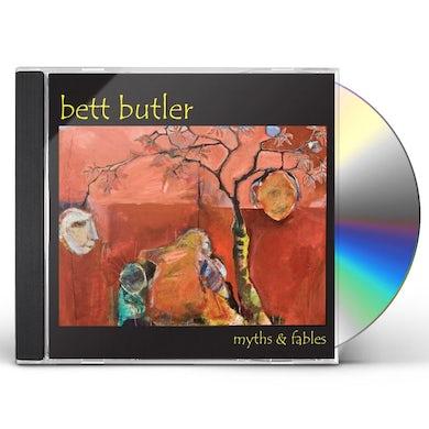 Bett Butler MYTHS & FABLES CD