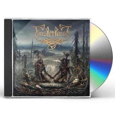 Finsterforst ZERFALL CD