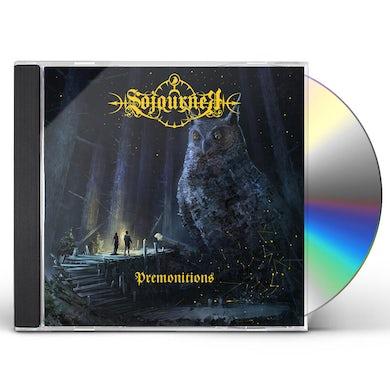 Sojourner PREMONITIONS CD