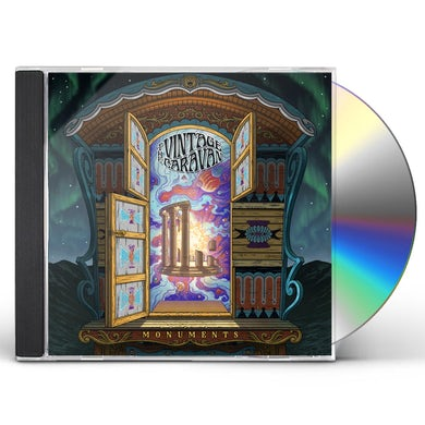 The Vintage Caravan Monuments CD