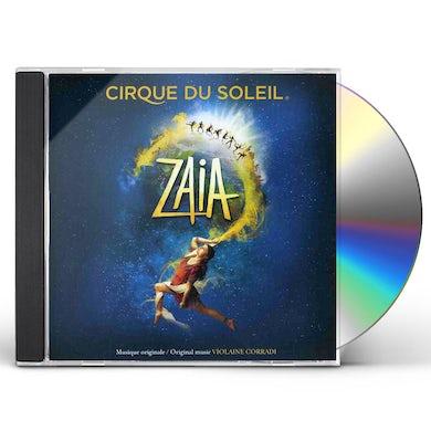 Cirque du Soleil ZAIA CD