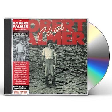 Robert Palmer CLUES CD