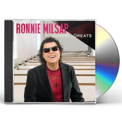 Ronnie Milsap GOSPEL GREATS CD